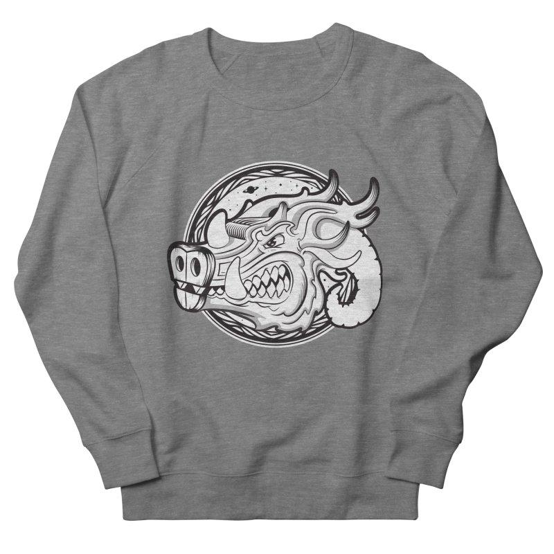 VIKING Men's Sweatshirt by kukulcanvas's Artist Shop