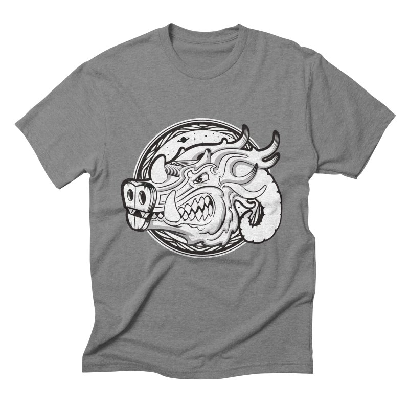VIKING Men's T-Shirt by kukulcanvas's Artist Shop
