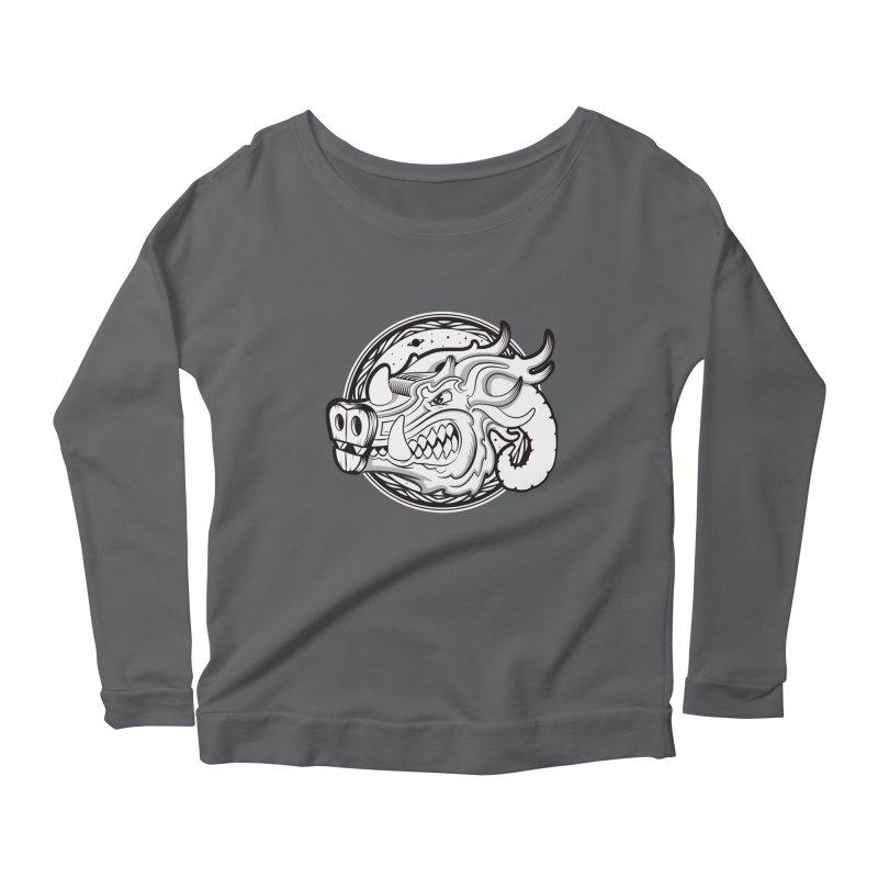 VIKING Women's Longsleeve T-Shirt by kukulcanvas's Artist Shop