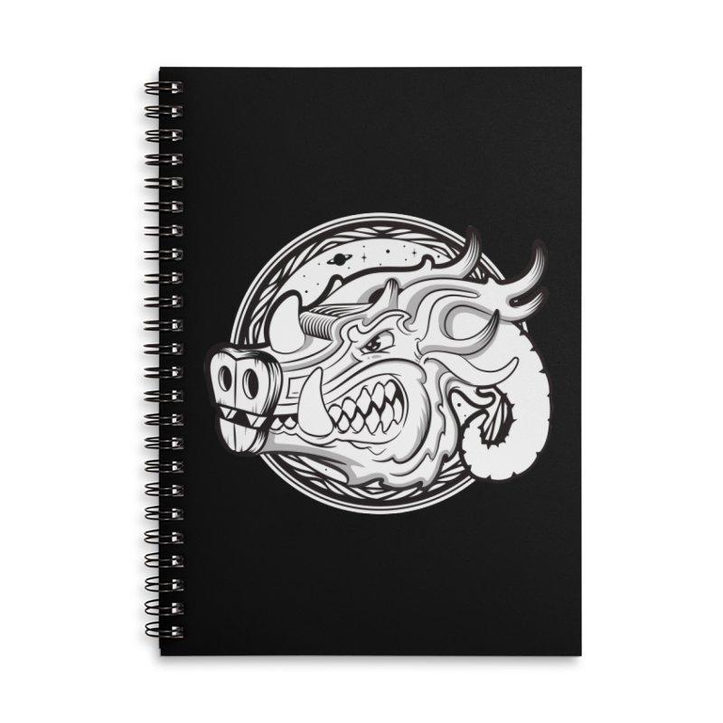 VIKING Accessories Notebook by kukulcanvas's Artist Shop