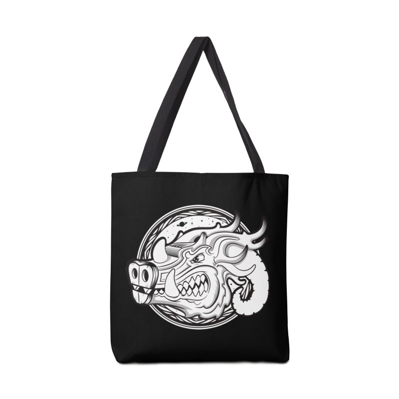VIKING Accessories Tote Bag Bag by kukulcanvas's Artist Shop