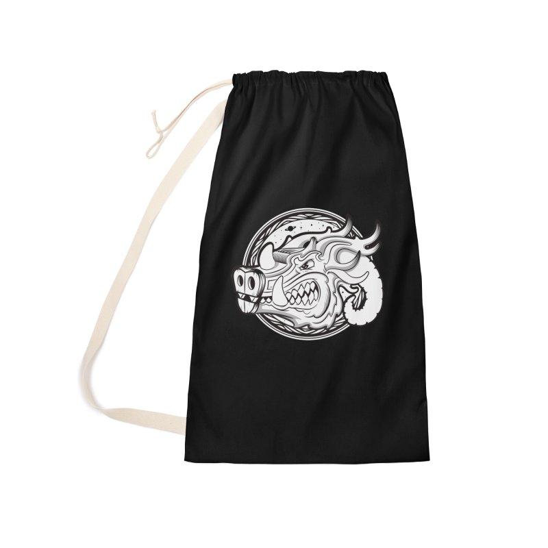 VIKING Accessories Bag by kukulcanvas's Artist Shop