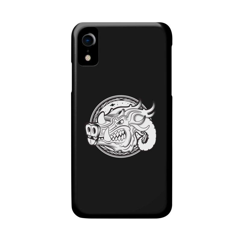 VIKING Accessories Phone Case by kukulcanvas's Artist Shop
