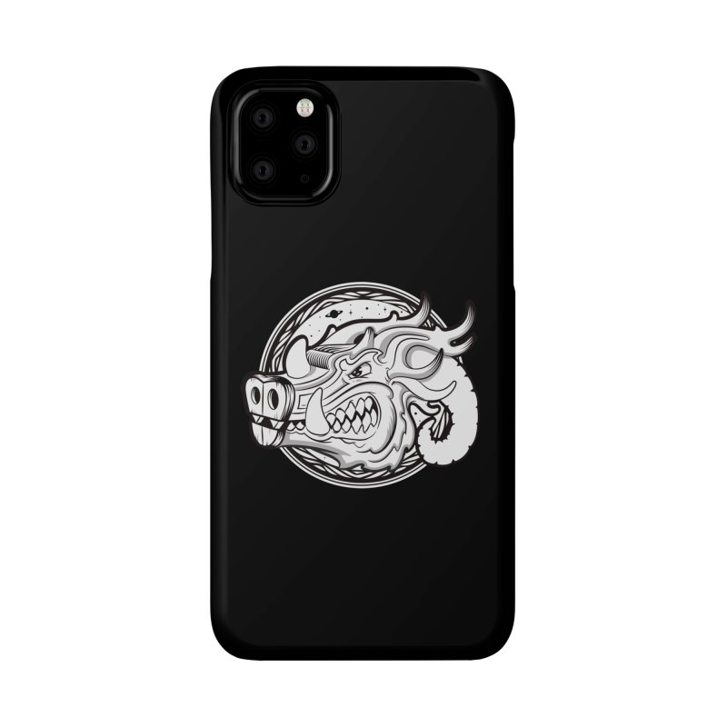 VIKING Accessories Phone Case by kukulcanvas's Artist Shop
