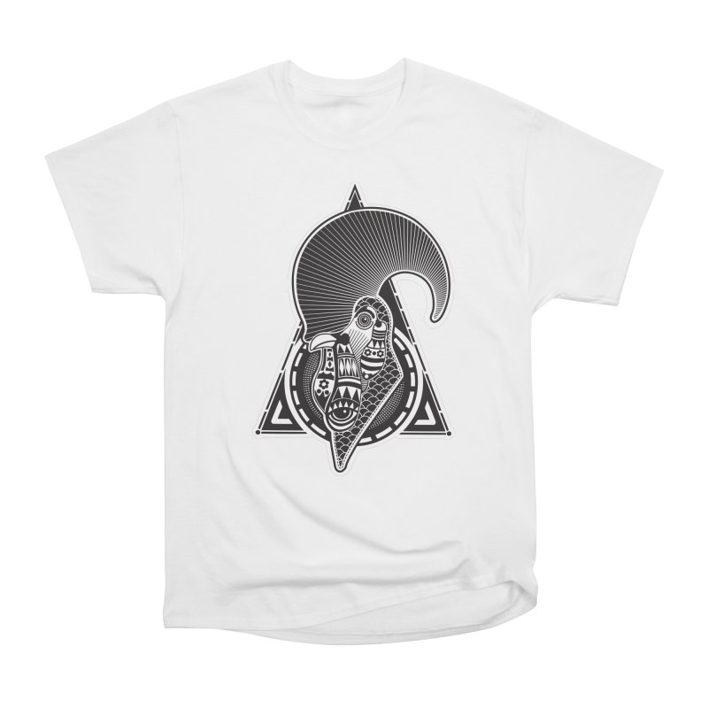 PICO E GALLO Men's Heavyweight T-Shirt by kukulcanvas's Artist Shop