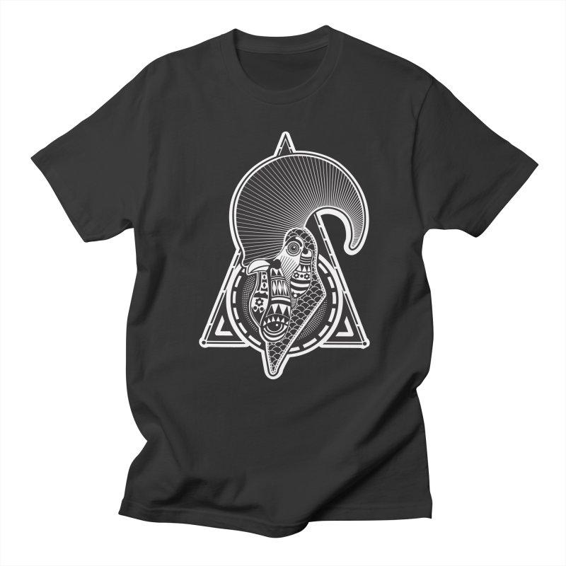 PICO E GALLO Men's Regular T-Shirt by kukulcanvas's Artist Shop