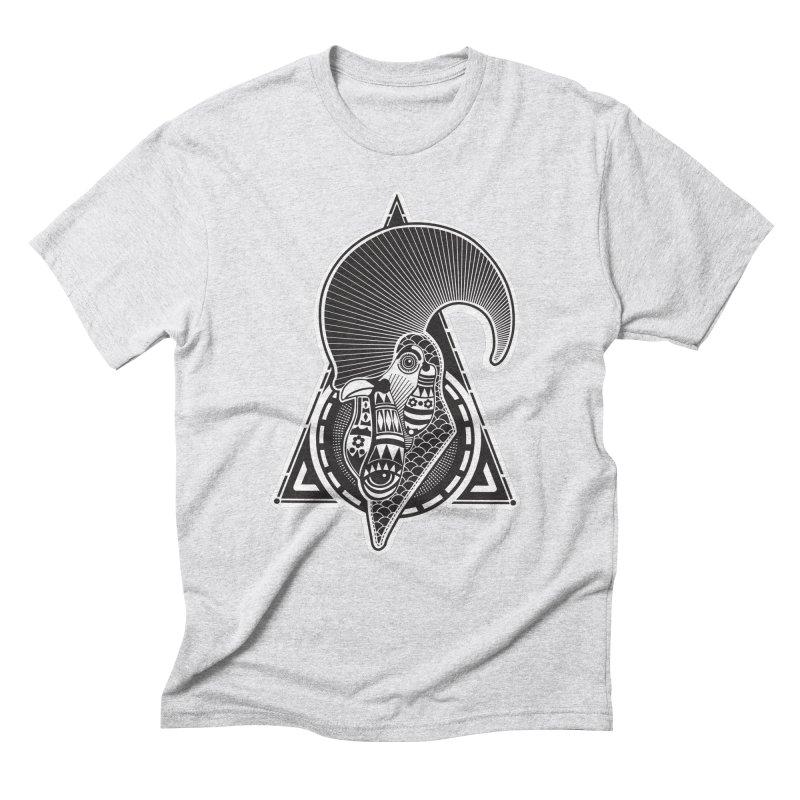 PICO E GALLO Men's Triblend T-Shirt by kukulcanvas's Artist Shop