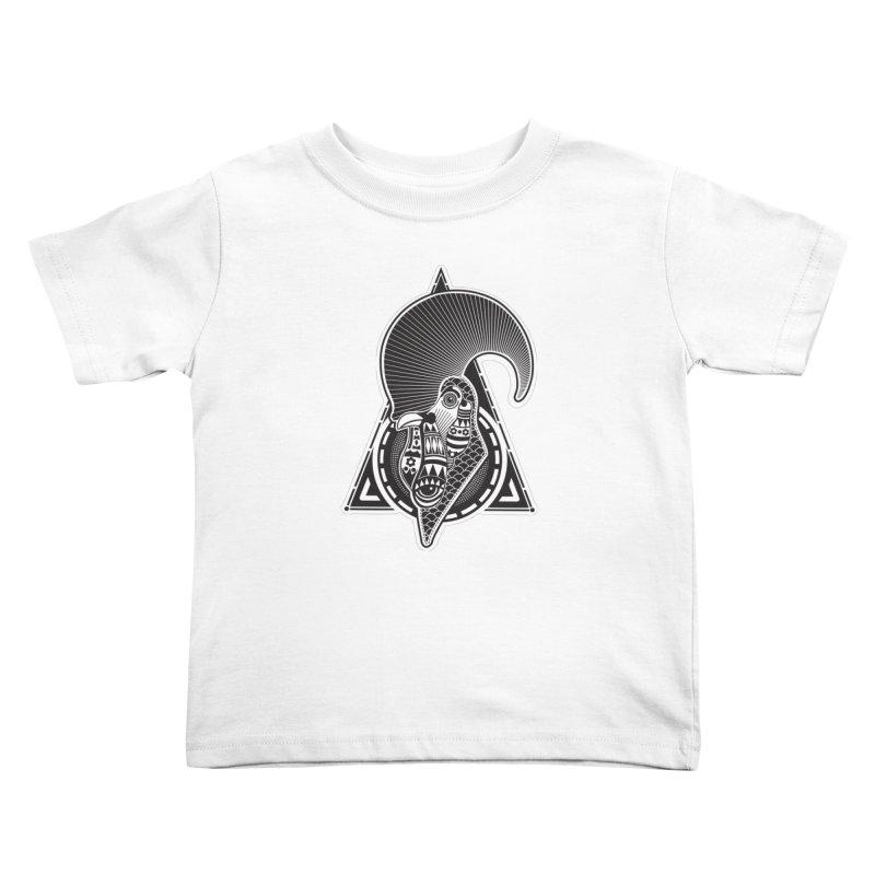 PICO E GALLO Kids Toddler T-Shirt by kukulcanvas's Artist Shop