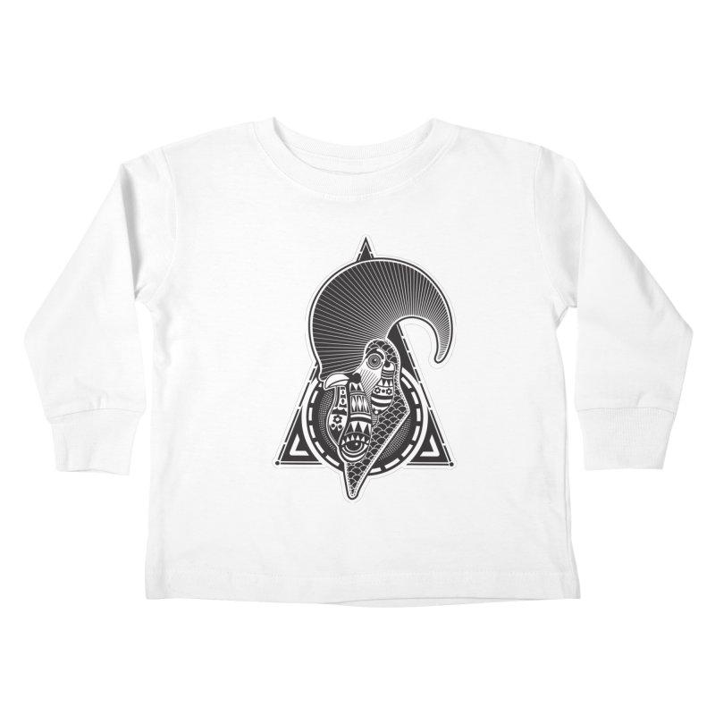 PICO E GALLO Kids Toddler Longsleeve T-Shirt by kukulcanvas's Artist Shop
