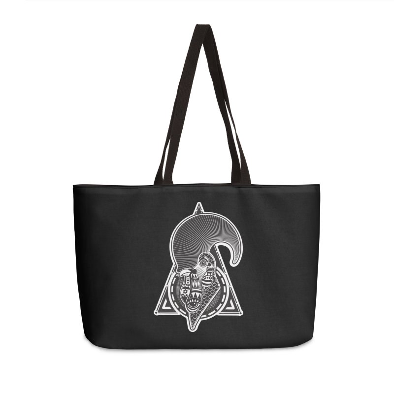 PICO E GALLO Accessories Bag by kukulcanvas's Artist Shop