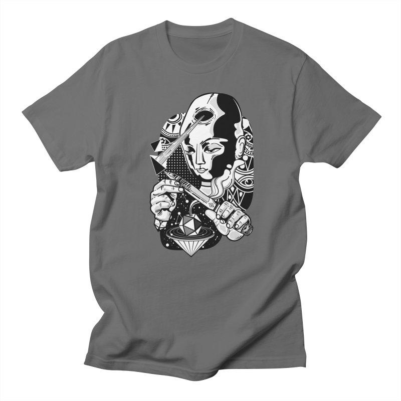 LOTOFACE Men's T-Shirt by kukulcanvas's Artist Shop