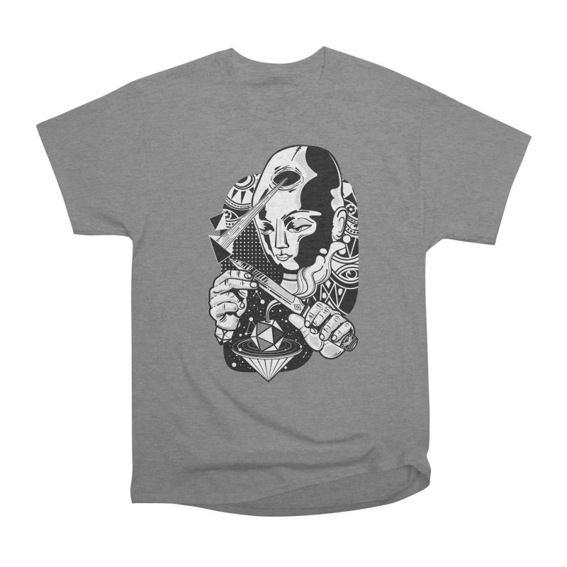 LOTOFACE Men's T-Shirt by kukulcanvas's Artist Shop