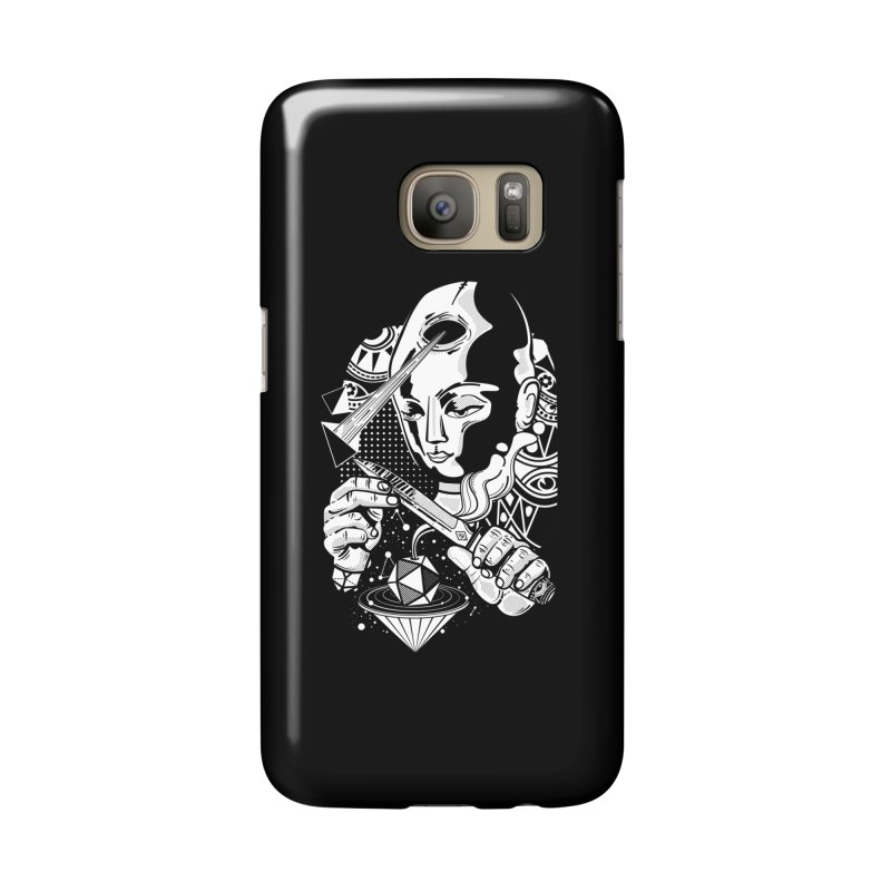 LOTOFACE Accessories Phone Case by kukulcanvas's Artist Shop