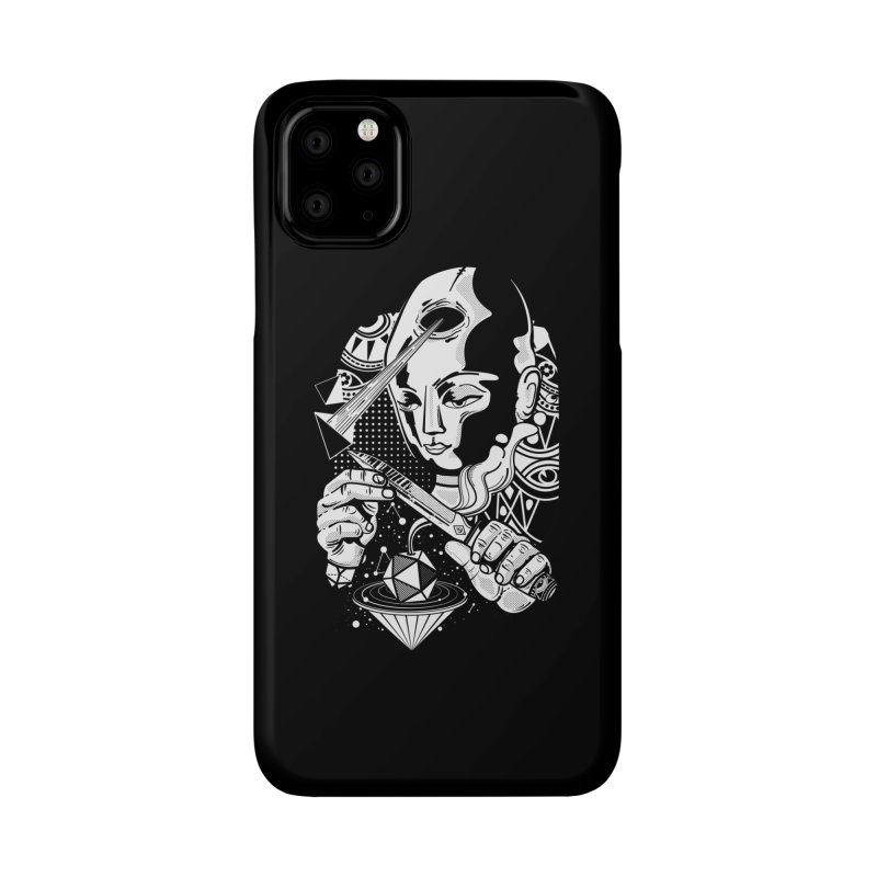 LOTOFACE Accessories Phone Case by kukulcanvas's Artist Shop