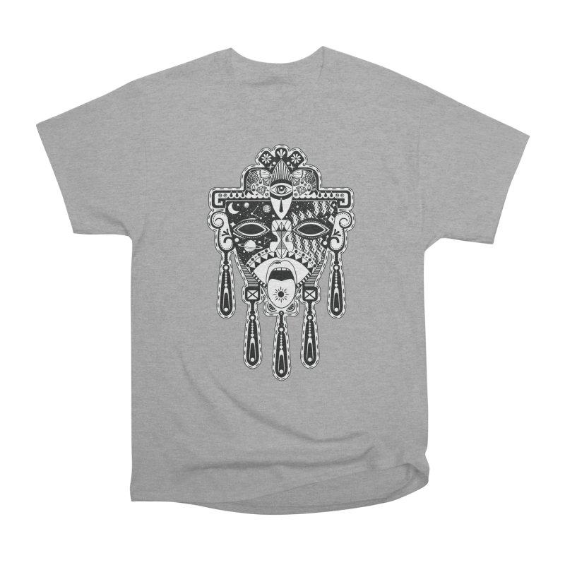 JADE Women's Heavyweight Unisex T-Shirt by kukulcanvas's Artist Shop