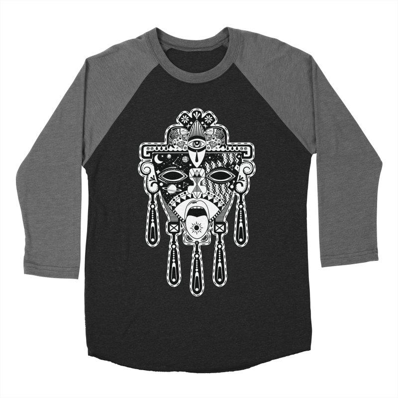 JADE Men's Baseball Triblend Longsleeve T-Shirt by kukulcanvas's Artist Shop