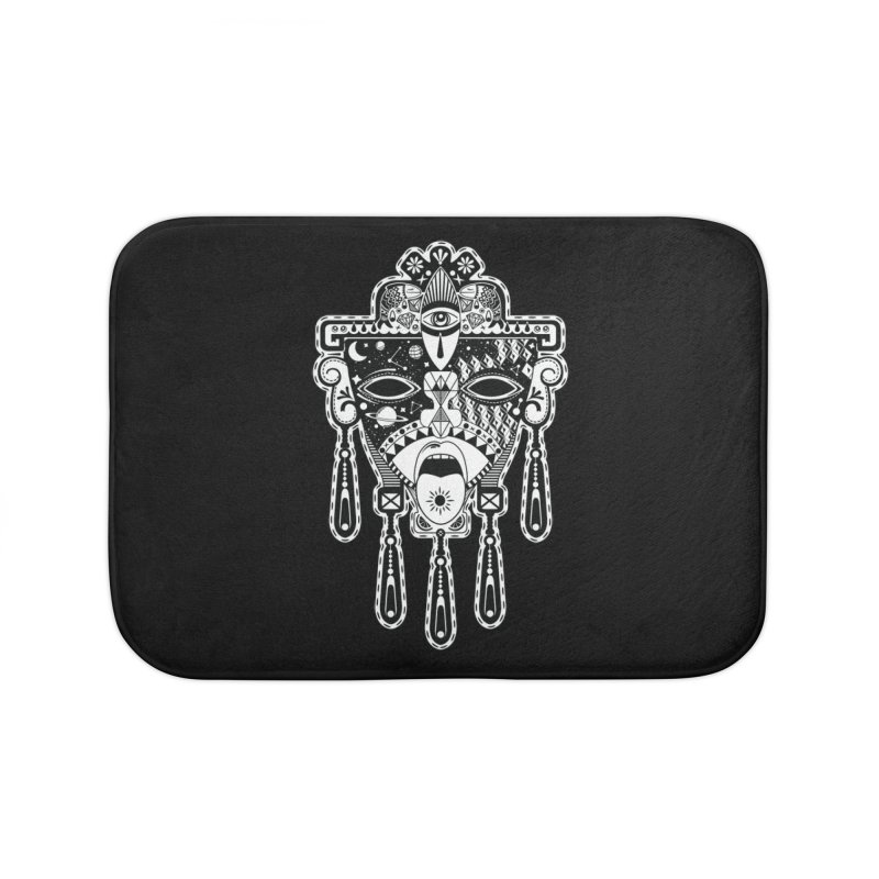 JADE Home Bath Mat by kukulcanvas's Artist Shop