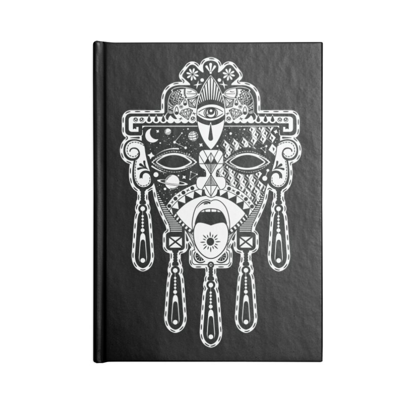 JADE Accessories Blank Journal Notebook by kukulcanvas's Artist Shop