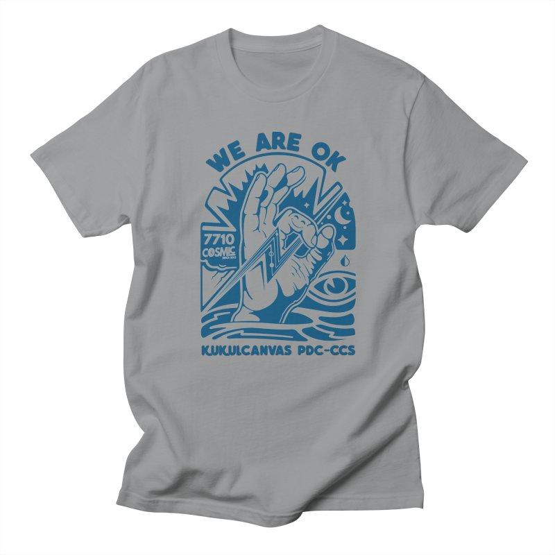 WE ARE OK Men's Regular T-Shirt by kukulcanvas's Artist Shop