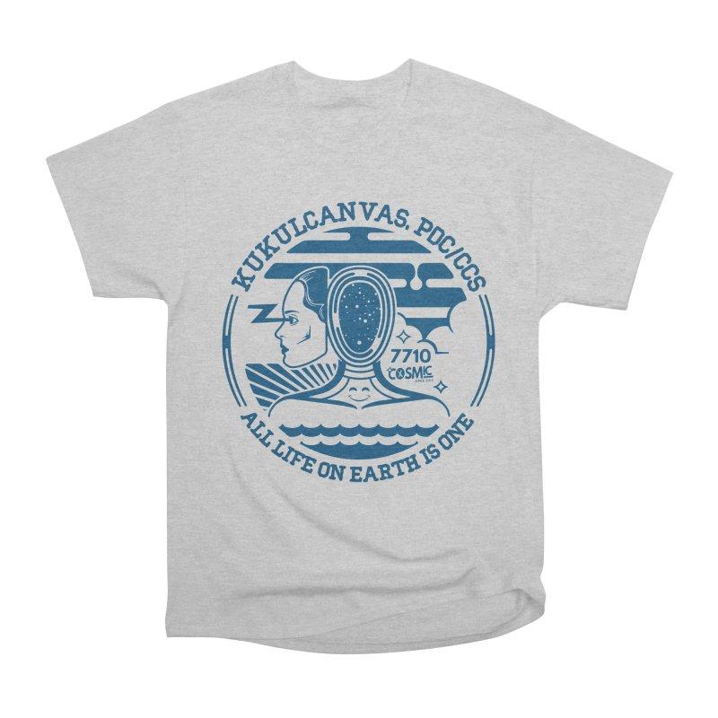 ALL LIFE Men's T-Shirt by kukulcanvas's Artist Shop