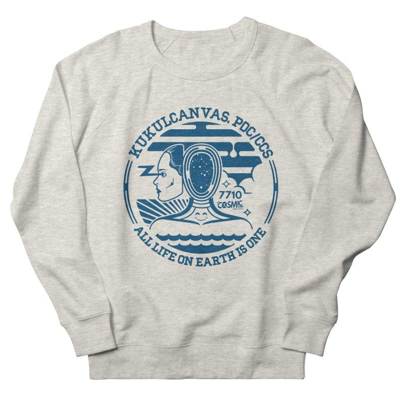 ALL LIFE Women's Sweatshirt by kukulcanvas's Artist Shop
