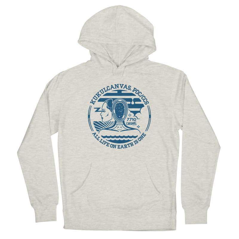 ALL LIFE Men's Pullover Hoody by kukulcanvas's Artist Shop