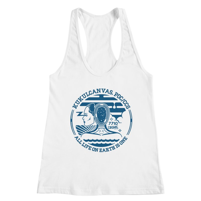ALL LIFE Women's Tank by kukulcanvas's Artist Shop