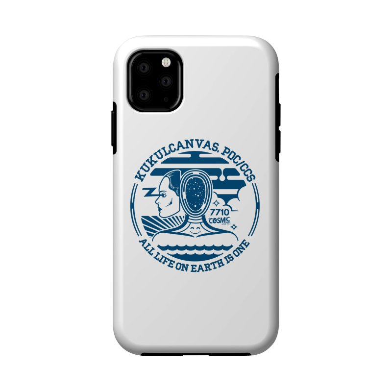 ALL LIFE Accessories Phone Case by kukulcanvas's Artist Shop