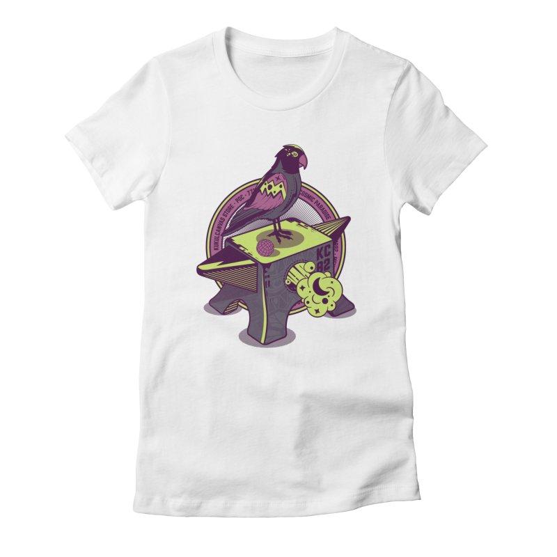 YUNQUE Women's T-Shirt by kukulcanvas's Artist Shop