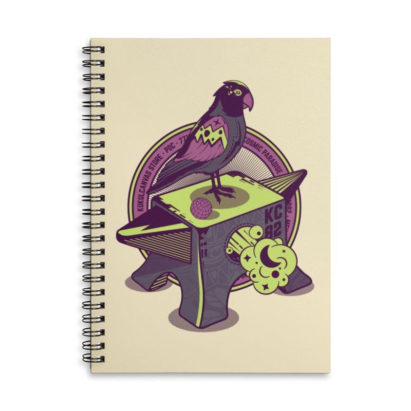 YUNQUE Accessories Notebook by kukulcanvas's Artist Shop