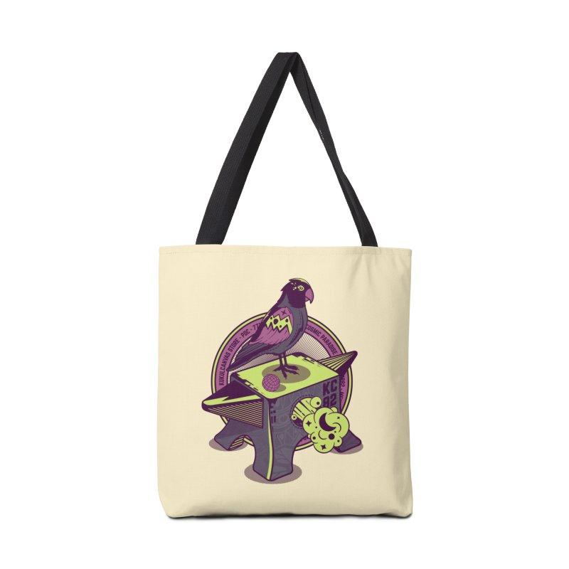 YUNQUE Accessories Bag by kukulcanvas's Artist Shop