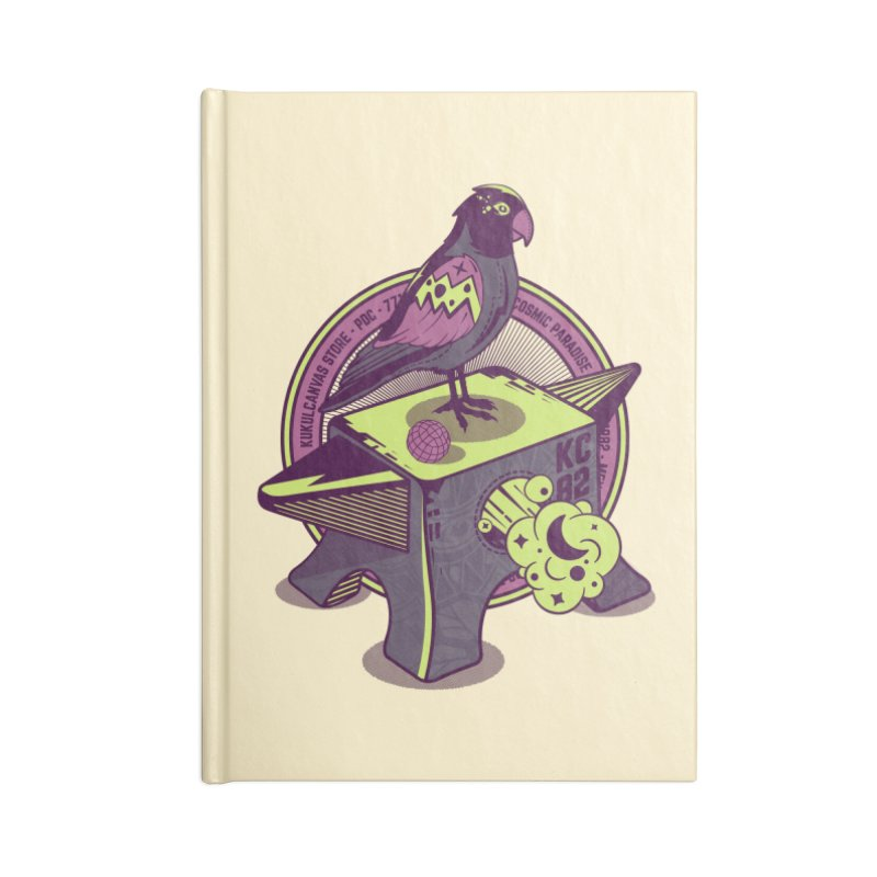 YUNQUE Accessories Notebook by kukulcanvas's Artist Shop