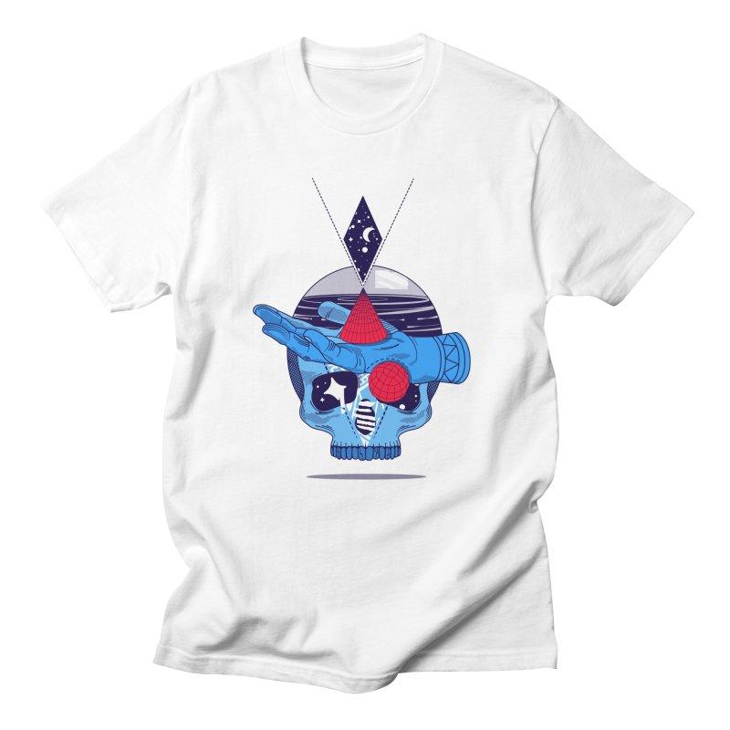 GEOMETRIA SILVESTRE Men's Regular T-Shirt by kukulcanvas's Artist Shop