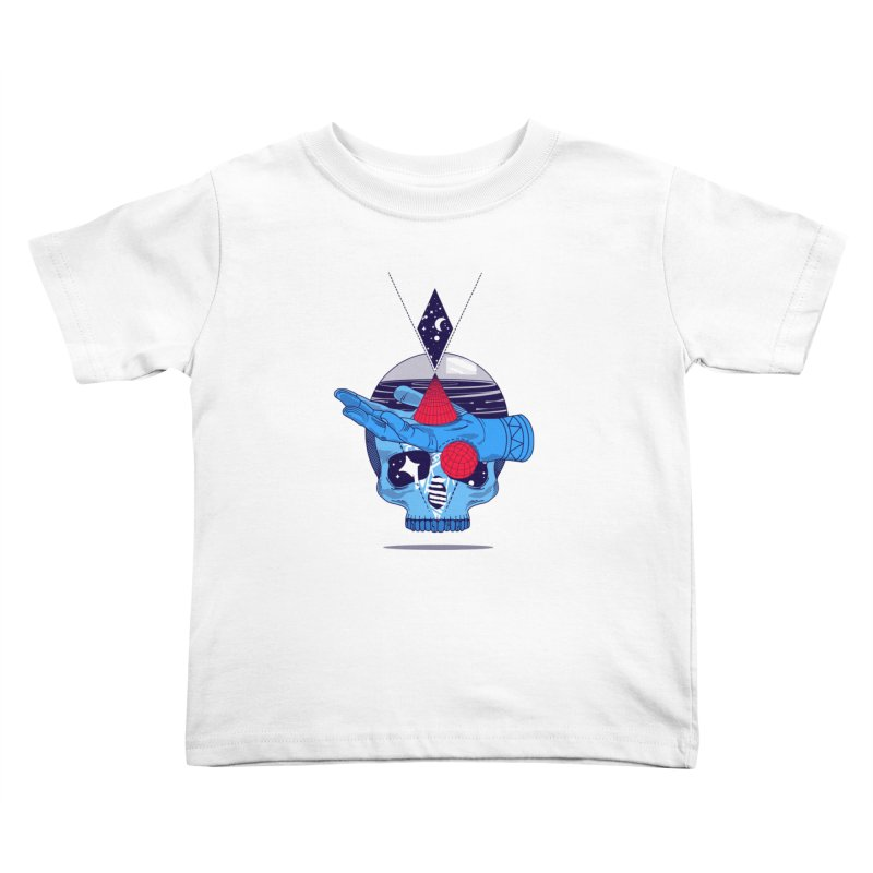 GEOMETRIA SILVESTRE Kids Toddler T-Shirt by kukulcanvas's Artist Shop
