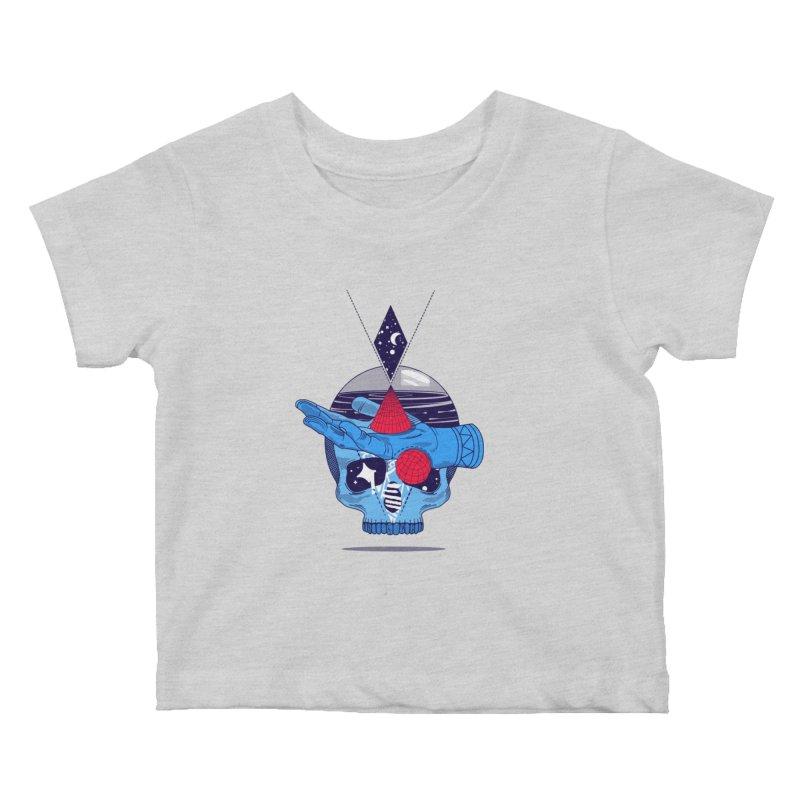 GEOMETRIA SILVESTRE Kids Baby T-Shirt by kukulcanvas's Artist Shop