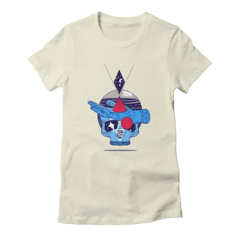 GEOMETRIA SILVESTRE Women's T-Shirt by kukulcanvas's Artist Shop
