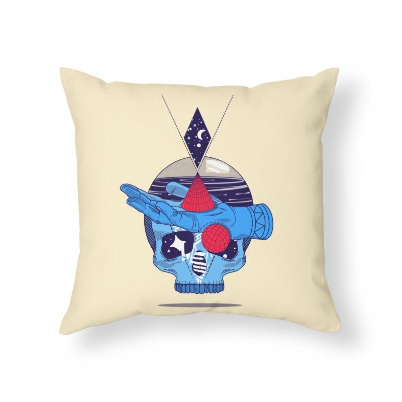 GEOMETRIA SILVESTRE Home Throw Pillow by kukulcanvas's Artist Shop
