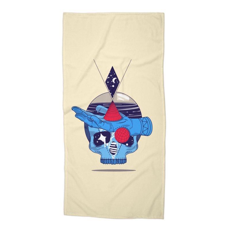 GEOMETRIA SILVESTRE Accessories Beach Towel by kukulcanvas's Artist Shop