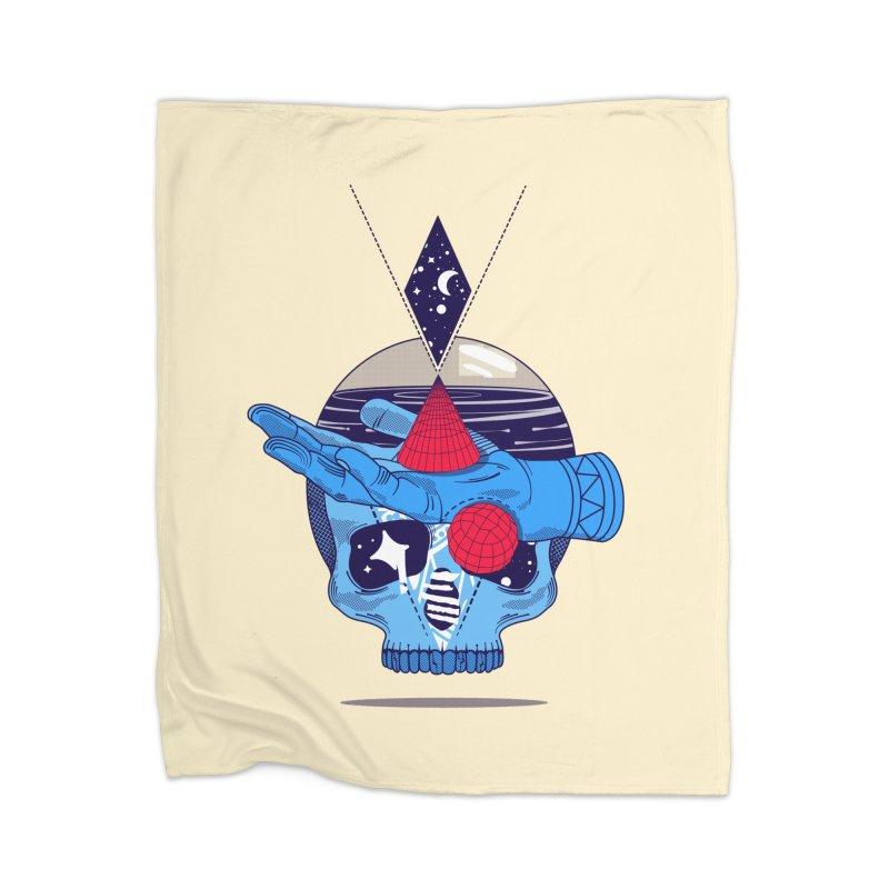GEOMETRIA SILVESTRE Home Blanket by kukulcanvas's Artist Shop