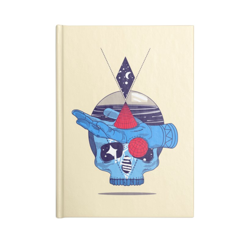 GEOMETRIA SILVESTRE Accessories Notebook by kukulcanvas's Artist Shop