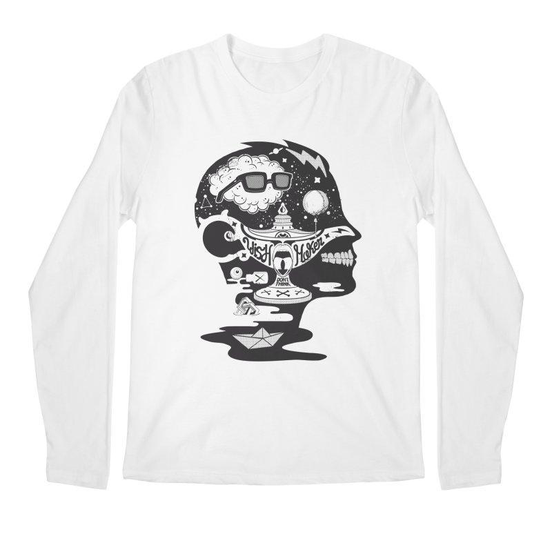 WISH MAKER Men's Regular Longsleeve T-Shirt by kukulcanvas's Artist Shop