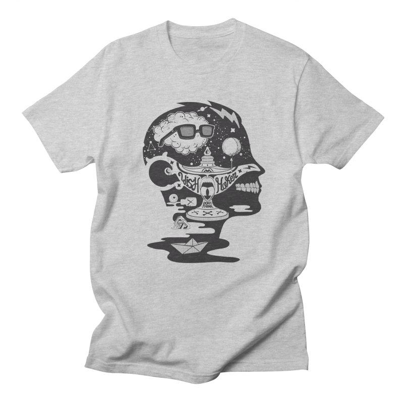 WISH MAKER Men's Regular T-Shirt by kukulcanvas's Artist Shop