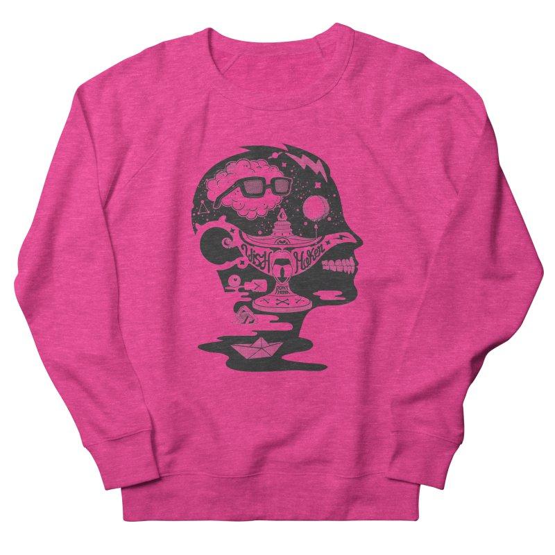 WISH MAKER Men's French Terry Sweatshirt by kukulcanvas's Artist Shop