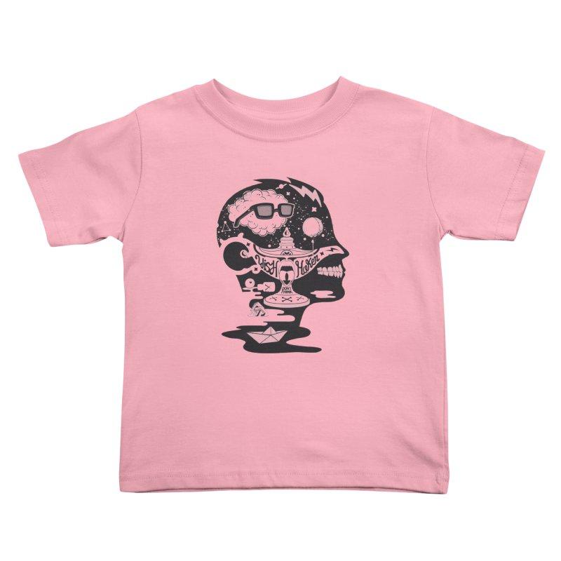WISH MAKER Kids Toddler T-Shirt by kukulcanvas's Artist Shop