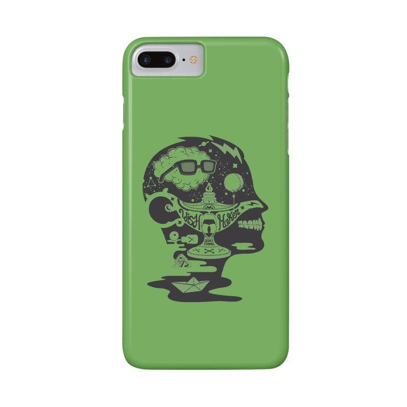 WISH MAKER Accessories Phone Case by kukulcanvas's Artist Shop