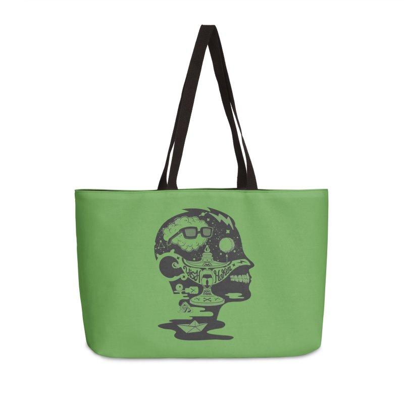 WISH MAKER Accessories Weekender Bag Bag by kukulcanvas's Artist Shop