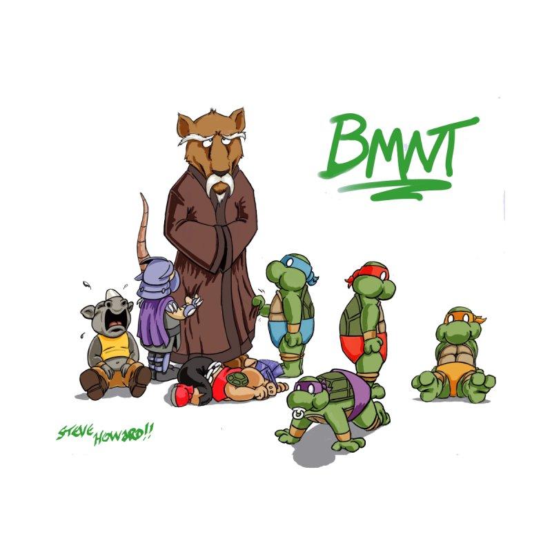 BMNT by The BRUIN's LAIR...Steve Howard's Artist Shop!