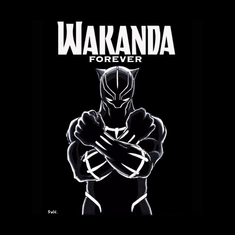 Wakanda Forever!! by The BRUIN's LAIR...Steve Howard's Artist Shop!