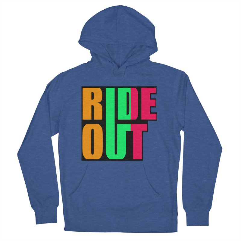 ride out 0 Men's Pullover Hoody by kumpast's Artist Shop
