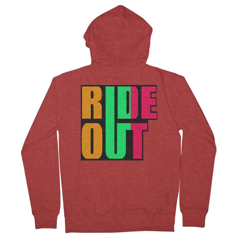 ride out 0 Women's Zip-Up Hoody by kumpast's Artist Shop